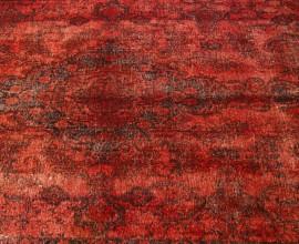 Textilmattor i sovrummet